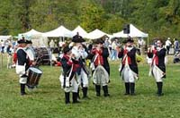 Activities at the 2015 Colonial Faire