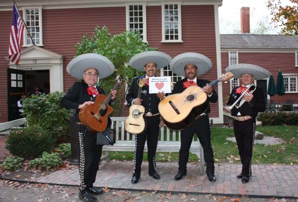 Mariachi Mexico Lindo at the Wayside Inn